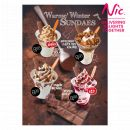 Warme winter Sundae